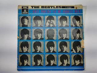 LP THE BEATLES QUE NOCHE LA DE AQUEL DIA 1964