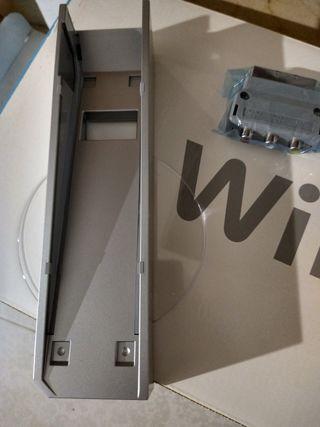 colgador original mando de Wii