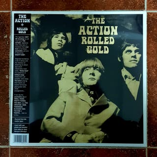 THE ACTION -Rolled Gold- LP Vinilo