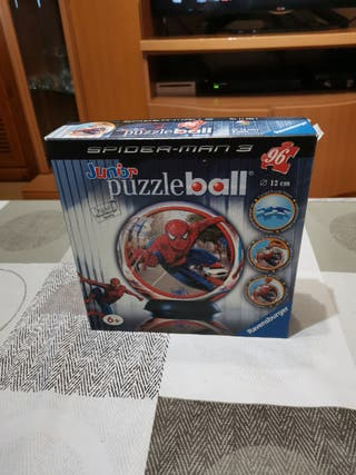 Puzzleball Spiderman 3
