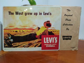Cartel Levis original