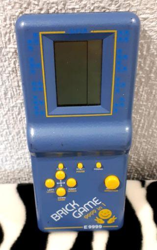 consolas tetris
