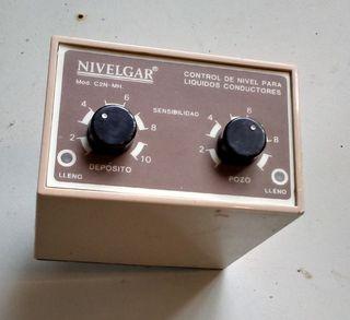Medidor nivel líquidos conductores