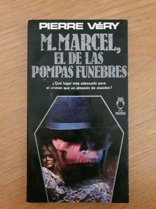 M. Marcel, el de las pompas fúnebres.