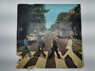 LP THE BEATLES ABBEY ROAD 1969