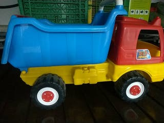 camión niños