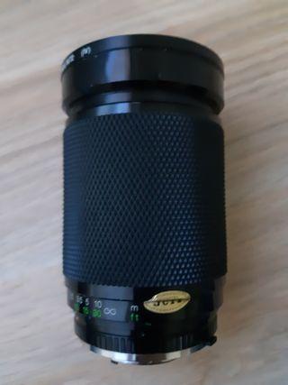 OBJETIVO MACRO 28-200mm PARA CANON