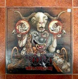 2084 -Prefabricad@s- LP Vinilo