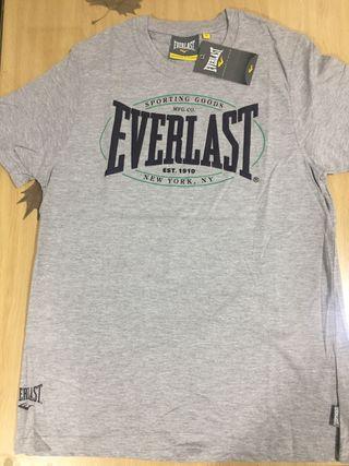 Camiseta nueva marca everlast