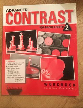 Libro WORKBOOK contrast