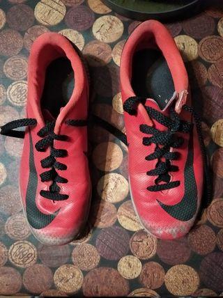 Botas futbol sala Nike