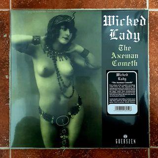 WICKED LADY -The Axeman Cometh- 2LP Vinilo