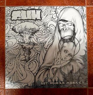 GUM -But Woman Monkey- LP Vinilo
