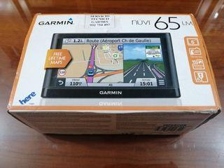 GPS Garmin nuvi 65