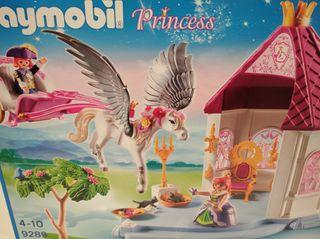 Playmobil castillo Princesa Pegasus Nuevo 9389