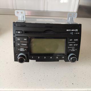 radio original Hyundai i30 2009