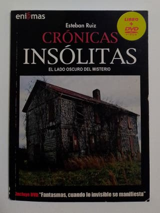 DVD+LIBRO CRONICAS INSOLITAS
