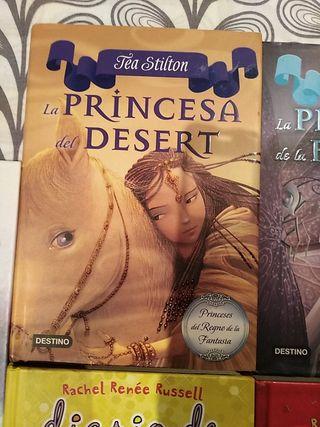 llibres juvenils, català i castellà