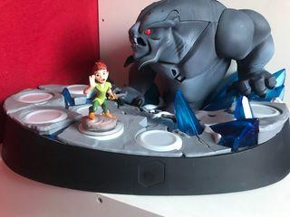 Disney Infinity Plataforma Monstruo de hielo.