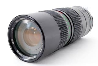 Objetivo Macro Tefnon 75-300mm 1:5.6 H/D MC