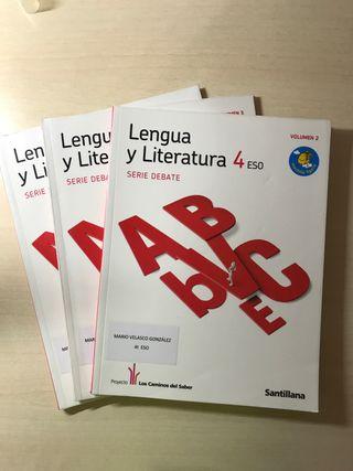 Lengua y Literatura 4 ESO