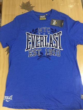 Camiseta nueva everlast