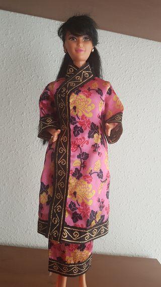 Barbie China colección