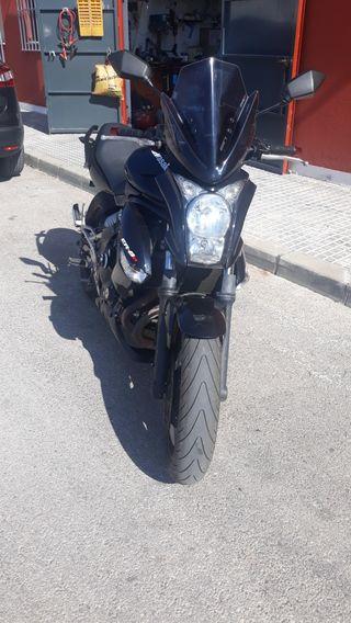 kawasaki er6n 650cc del 2011