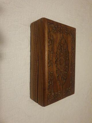joyero madera