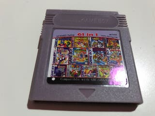 CARTUCHO GAME BOY 61 in 1