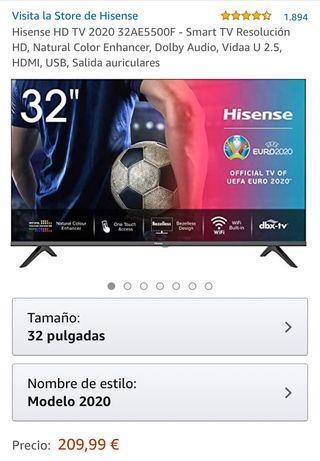 "Hisense Smart TV 32"""
