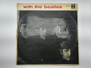 LP WITH THE BEATLES 1964
