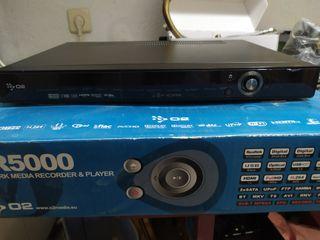Grabador reproductor HD