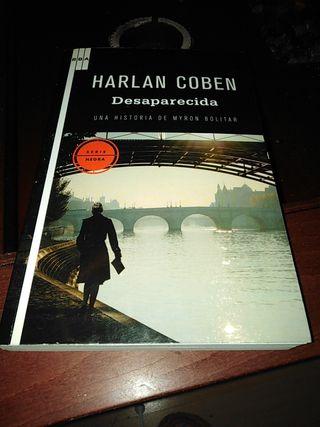 DESAPARECIDA HARLAN COBEN