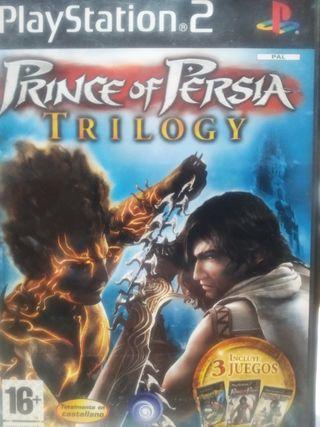 Pack 5 juegos PS2