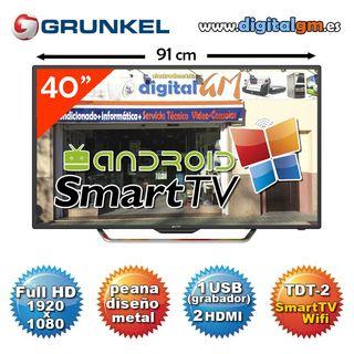 "SMART TV 40"" LED FULL HD GRUNTEL 4020SMT"
