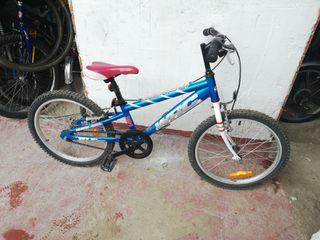 bicicleta conor aluminio llanta 20