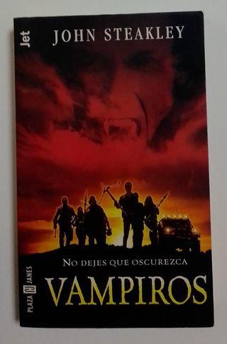 VAMPIROS. JOHN STEAKLEY