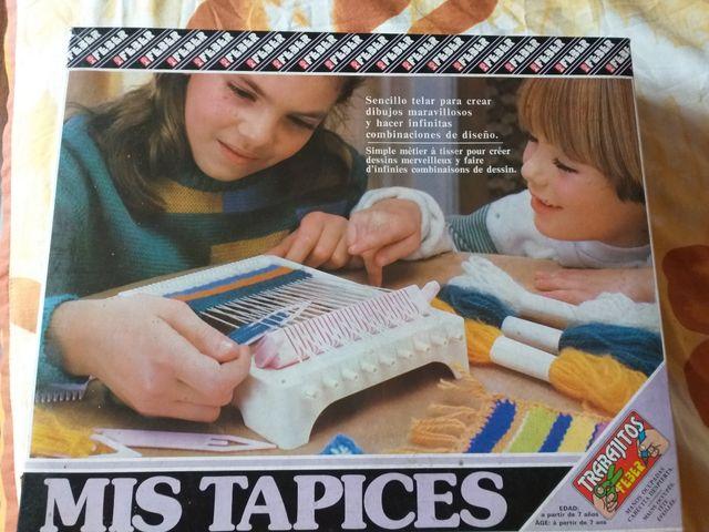 Antiguo juego Mis tapices de Feber