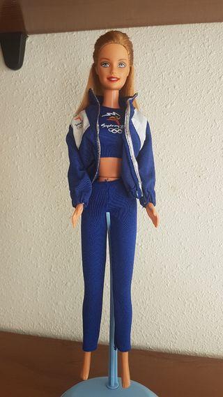 Barbie Olympic Sydney 2000 Greece