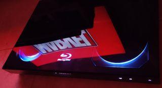 Reproductor grabador Blu-ray Samsung BD-C8500