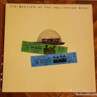 Disco Vinilo The Beatles At The Hollywood Bowl 197