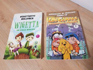 Libros (2 Unidades)