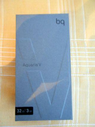 BQ Aquaris V nuevo precintado
