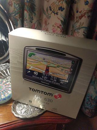 navegador TomTom GO640 Europe 22