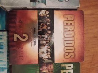 LOST (Perdidos) Cinco temporadas completas.