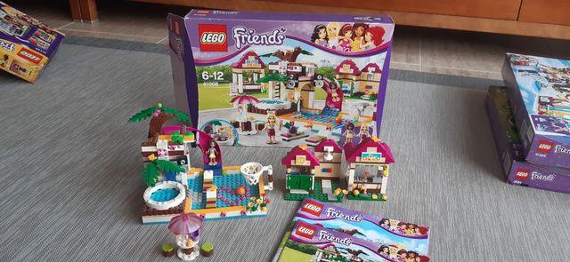 Lego Friends, piscina de Heartlake city