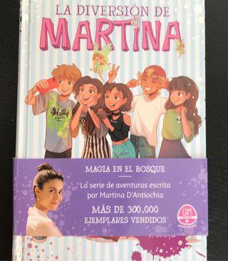 La Diversión de Martina: Magia en el bosque