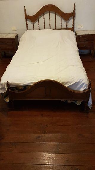 dormitorio antiguo