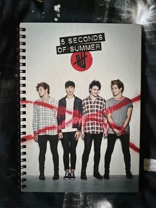 5 Seconds of Summer Self Titled